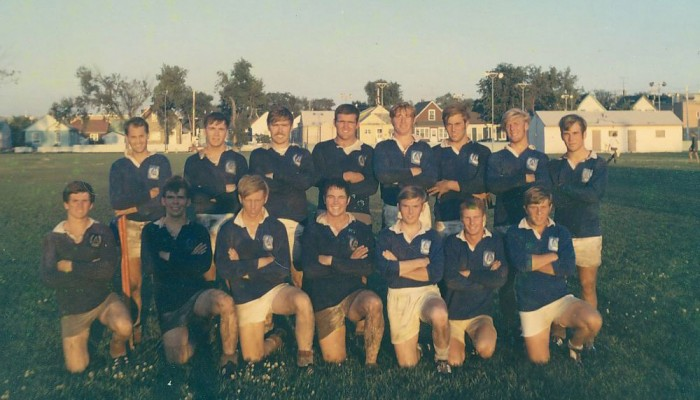 The Assassins Rugby Football Club 1969