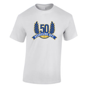 50th_clothing tshirt unisex